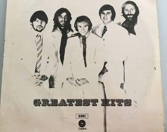 "Vintage The Beach Boys Greatest Hits 12"" Vinyl Album"