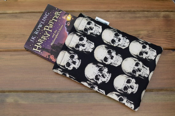 Rad Skulls Book Sleeve