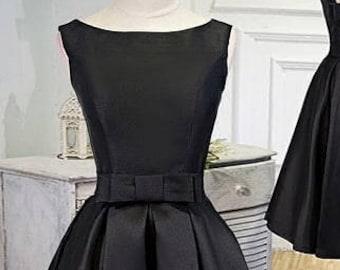 50's dress, Tiffany dress , Vintage style, Midi evening dress, Bridesmaid Dress