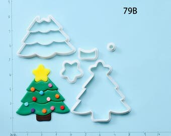 Christmas Tree FondantCutterChristmas Tree CookieCutterChristmas Tree GiftChristmas Tree PartyChristmas Tree BirthdayGift