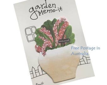 Garden Memo-It 'White' Post-It Sticky Notes