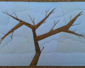 Postcard - Skeleton Tree