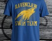 Ravenclaw Swim Team Softstyle Unisex Tee