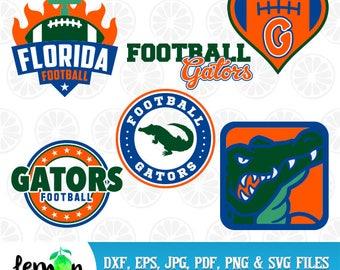 University of Florida SVG, Football Gators SVG, Florida Gators Clipart, University Sports, Instant Download, 56
