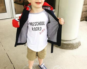 Personalized School Shirts!