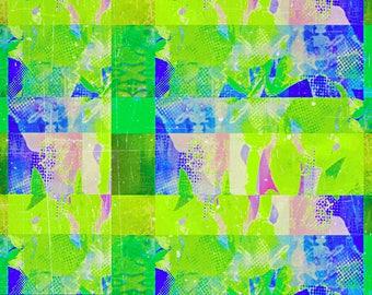 FINEARTPRINT Abstract Canvas