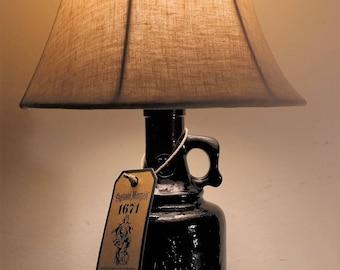 Captain Morgan 1671 Bottle Lamp