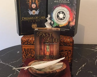 Past Life Oracle Reading