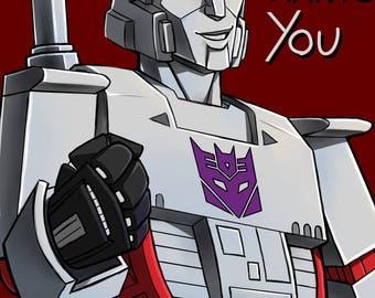 Megatron wants you!