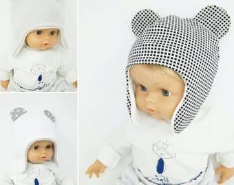 Baby hat, cap, size 3-6 months, baby hat, beanies, baby hats, baby beanie, Gorro