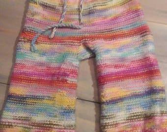 wool longies