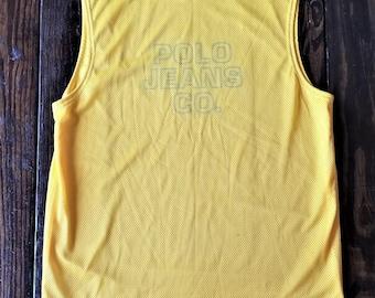 90's Polo Jeans Co. Mesh Tank