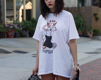 Devilish Girl T-shirt