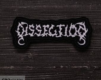 Patch Dissection Melodic Black Metal band.