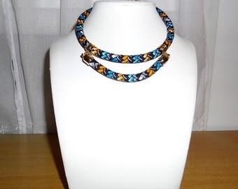 African fabric (Ankara)