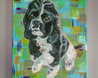Custom Pet Portraiture