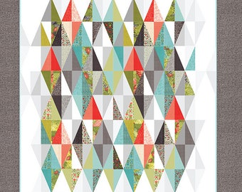 Harlequin  pattern by Robin Pickens