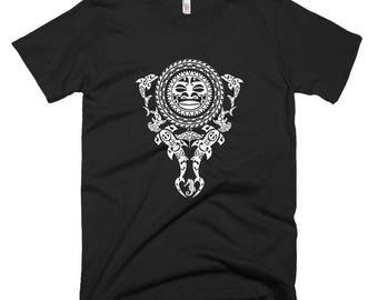 Maori Graphic T-Shirt
