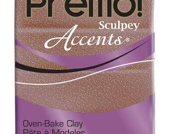 Sculpey Premo Accents 57 g - pink Gold Glitter - Ref POPE5135 - price until stocks last!