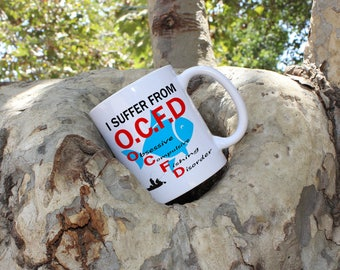 Fishing coffee mug, Dad fishing mug, Brother fishing mug, Friend fishing mug, fishing gift, funny fishing mug, fishing, fisherman mug, OCFD