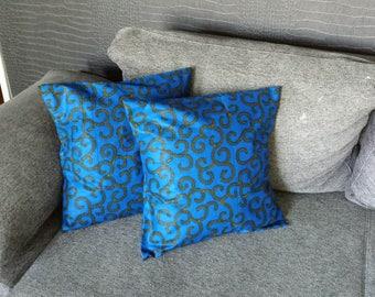 Wax Duo 40x40cm cushion covers