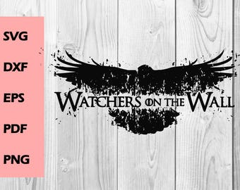 Game of thrones SVG DXF PNG cutting file, Printable, T-shirt Design, Scrapbooking Clipart