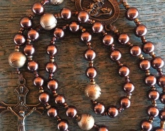 Saint Therese of Lisieux Rosary
