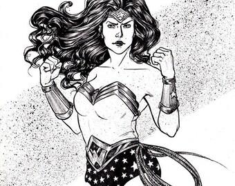 Original - Wonder Woman - Old Fashion
