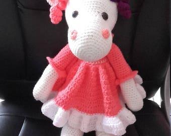 Doll Unicorn plush