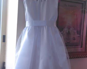 White Girls Dress