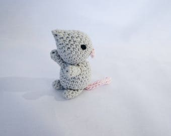 Crochet mouse - amigurumi