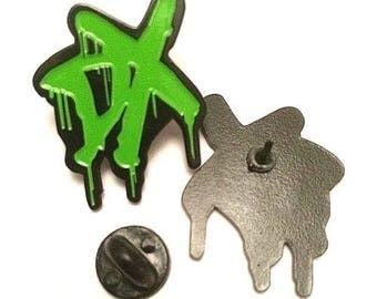 WWE WWF ECW Enamel Pin - D Generation X - Wrestling Hasbro - Lapel Enamel Metal Pin Badge