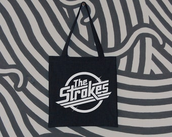 Tote bag The Strokes