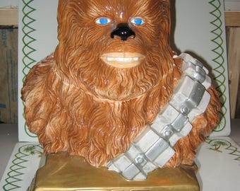 Chewbacca Cookie Jar from Star Jars
