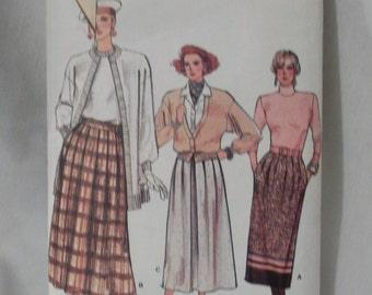 Vogue Pattern 9754 Size 14-16-18