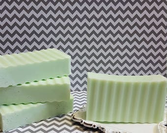 Juicy Pear Shea Butter Soap