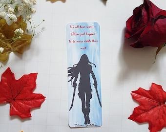 Celaena Sardothien (Throne of Glass) bookmark