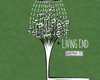 Living End on Green