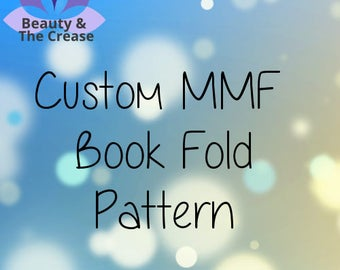 Custom MMF Book Folding Pattern