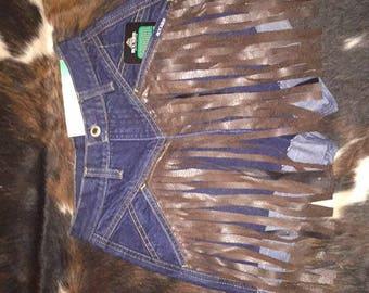 Fringe Rocky Mountain Shorts