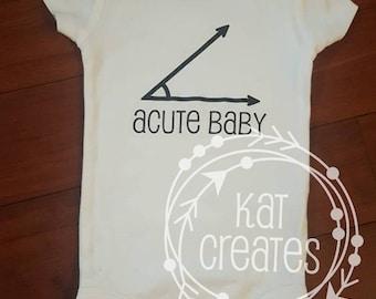 Acute Baby Bodysuit