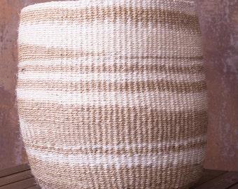 VUNO: Storage basket, Handmade basket, Basket