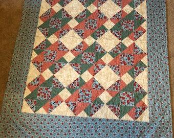 Flannel Lap Quilt