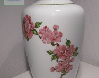 Kaiser, porcelain, vase, 80s, height 26.3 cm, condition