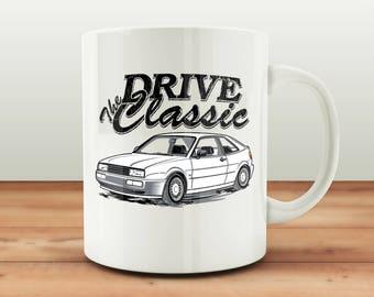 VW Corrado Tasse