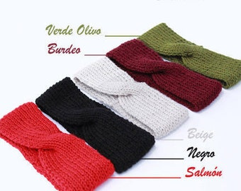 Woven Band for Hair