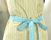Modern farmhouse apron, t...