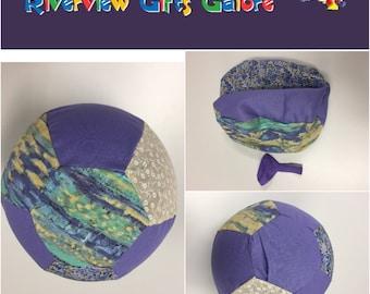 Balloon Ball Cover - Purple Pattern 3