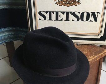 Stetson Fedora with Original Box