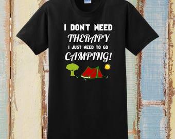 Camping, Camping Gift, Camping Shirt, Outdoor Camping, Camping Shirts, Funny Shirts, Shirts For Women, T Shirt, Camping Party, Camping Gifts